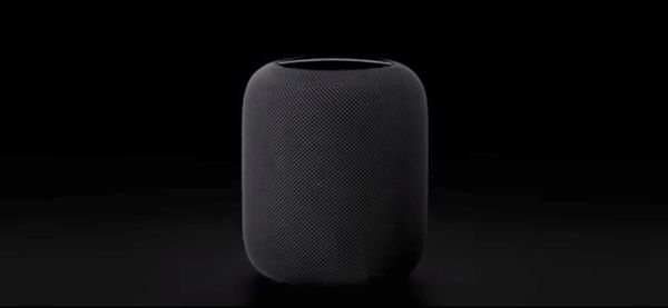 Apple launches HomePod, a Sonos-looking device meant to take on Amazon Echo
