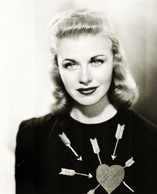 Ginger Rogers photographed by John Miehle, 1938