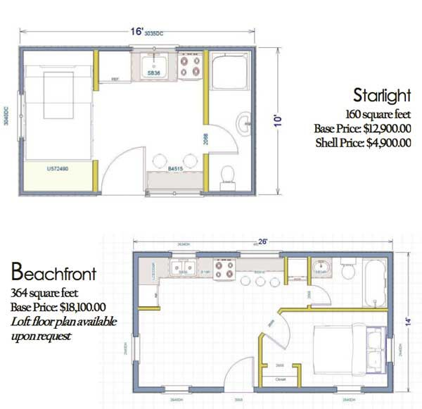 287 Best Small Space Floor Plans Images On Pinterest Garage Apartments Little Houses And
