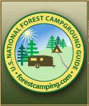 Directory of Campgrounds in U.S. National Forests and Grasslands - Buy Books, National Forest Forum, News