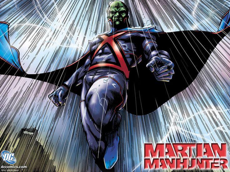 una de las mejores poses de detective marciano