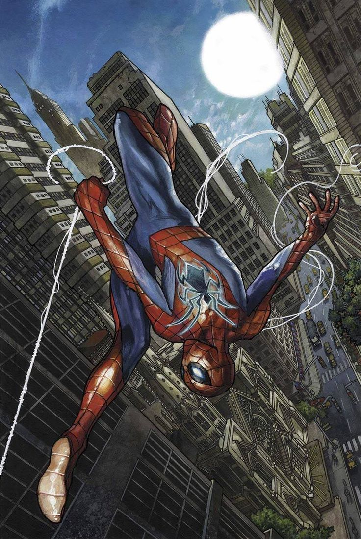 Amazing Spider-Man #1.4 cover preliminary by Simone Bianchi