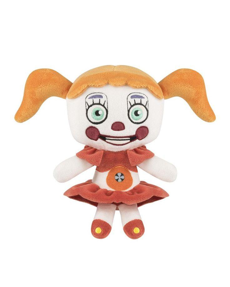 Five Nights at Freddy's: Plush Sister Location - Baby (circus) 6