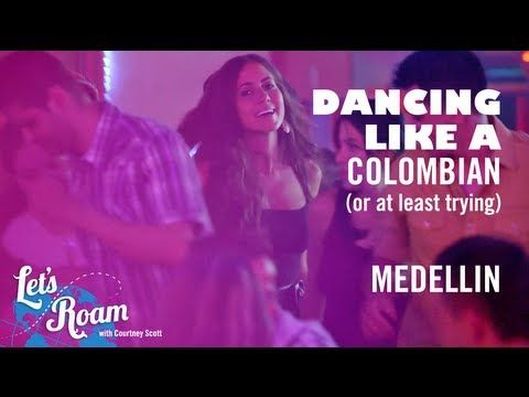 Learn Salsa Dancing in Colombia: Let's Roam Colombia with Avianca #letsroamcolombia
