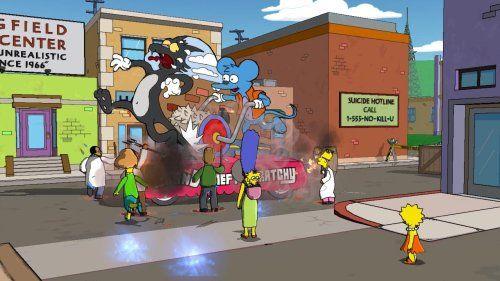Die Simpsons - Das Spiel: Xbox 360: Amazon.de: Games