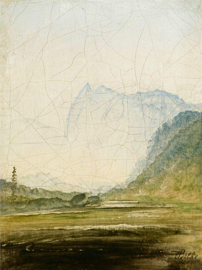Peder Balke, Fjelllandskap (n.d.)