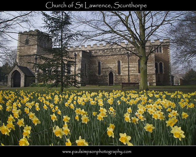 St Lawrence, Scunthorpe. The oldest building in my hometown.