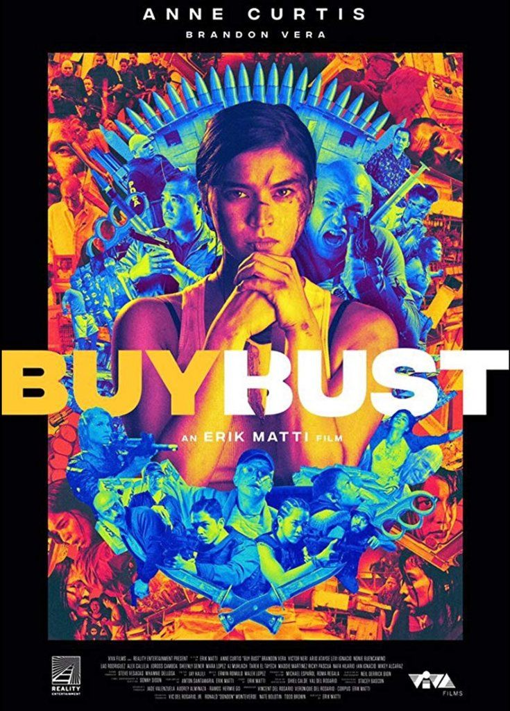 Film Release: BuyBust | Film Releases | Pinterest | Cinema film