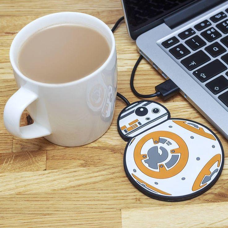 BB-8 - podgrzewacz do kubków
