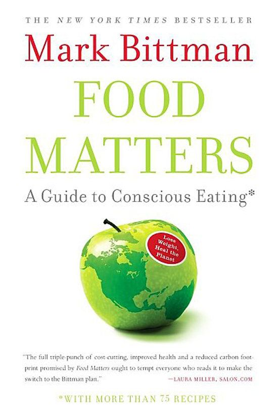 Leave it to the king of comprehensive cookbooks to not only astutely outline his arguments for conscious ea...