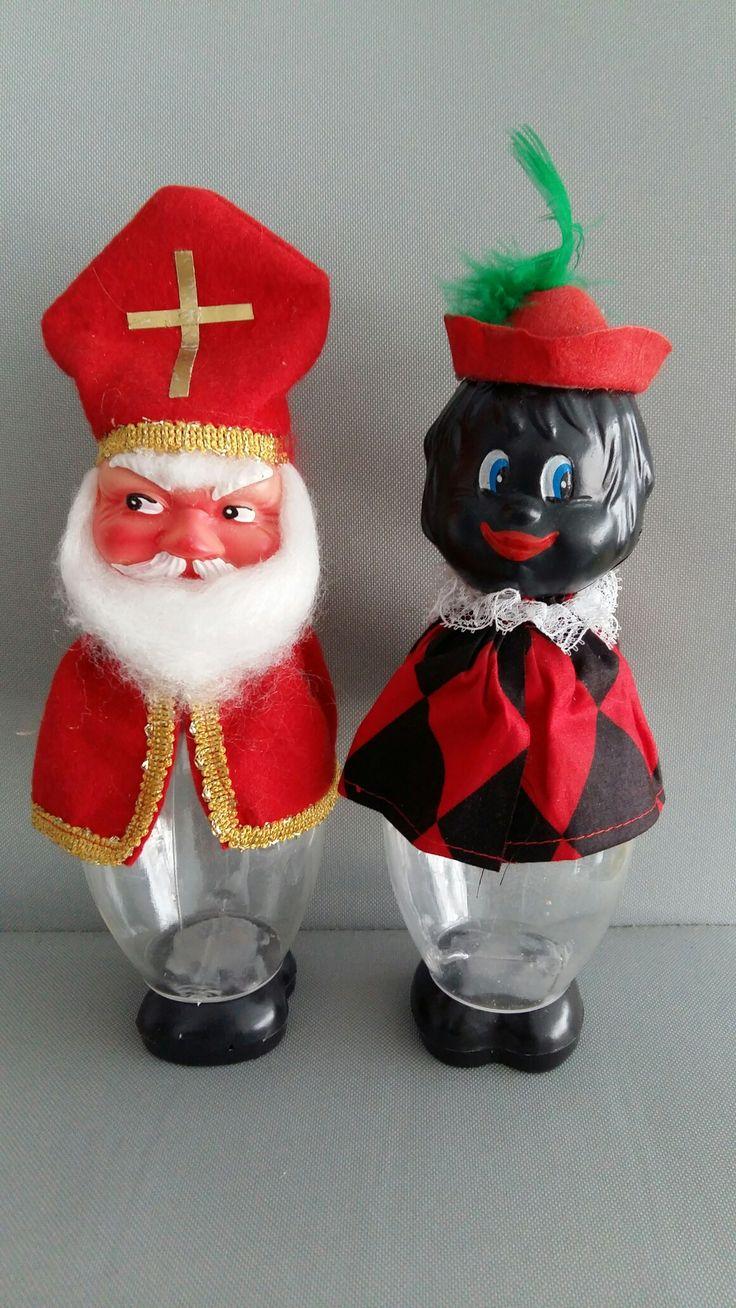 Sinterklaas Zwarte Piet candybox