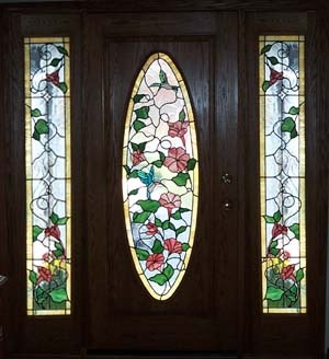 2_Stained Glass Door Designs