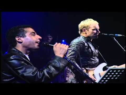 Sting and Cheb Mami-Live-Desert Rose - YouTube  Pika loveeees this song !