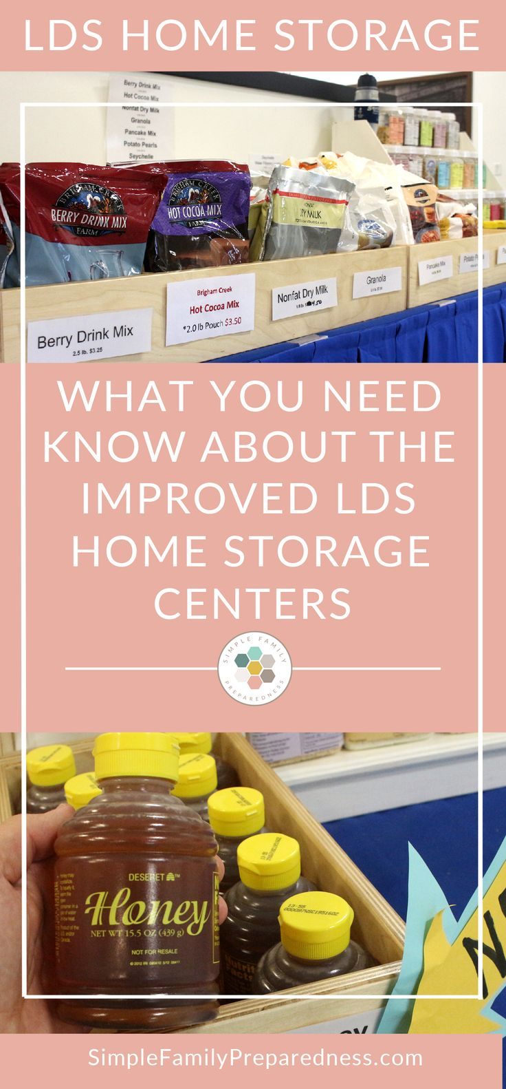 What You Need to Know about the Improved LDS Home Storage Centers via @https://www.pinterest.com/YOHSPrep/