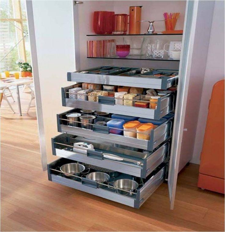 Storage On Top Of Kitchen Cabinets: 20 Best Kitchen Utensils Storage Cabinet Furniture Designs
