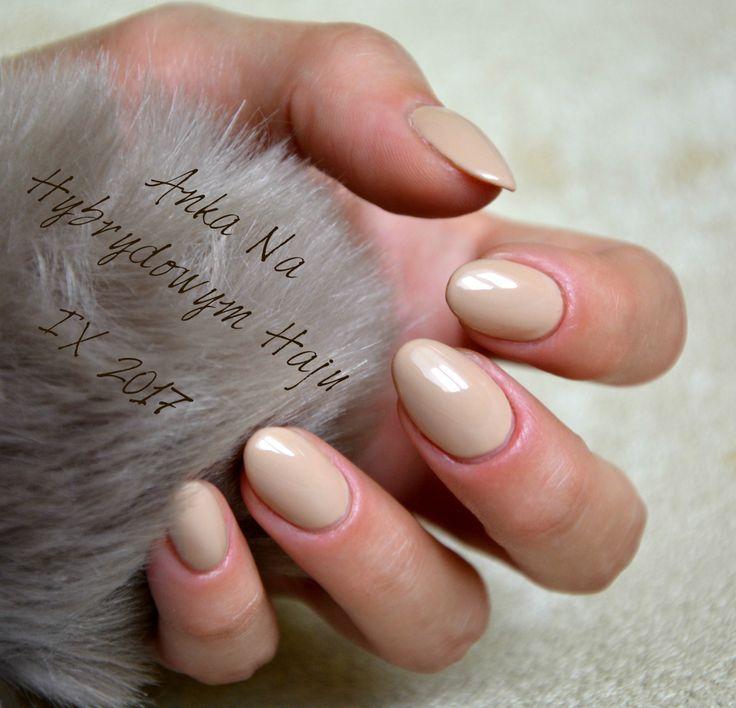 #paznokcie #pazurki #manicure #hybrydy #AnkaNaHybrydowymHaju #Nails#jesień #jesienne #autumnnails #jesiennepaznokcie #jesienneinspiracje #nude #perfectnude #beige #beż #beżowe #beżowy   https://www.facebook.com/AnkaNaHybrydowymHaju/