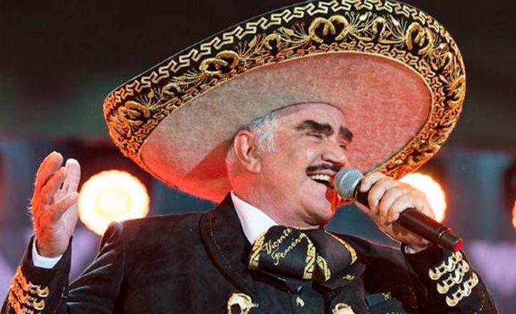 ¡Quedarás impactado! Vicente Fernández hace tremenda revelación