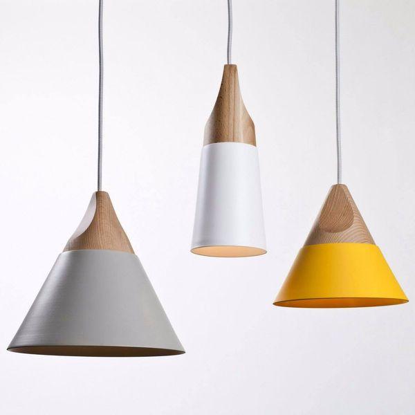 Slope Suspension Lamp - design Skrivo - Miniforms