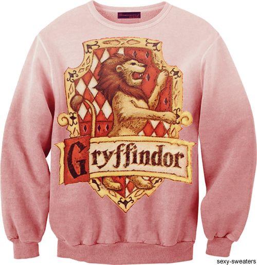 gryffindor: Harry Potter Sweatshirt
