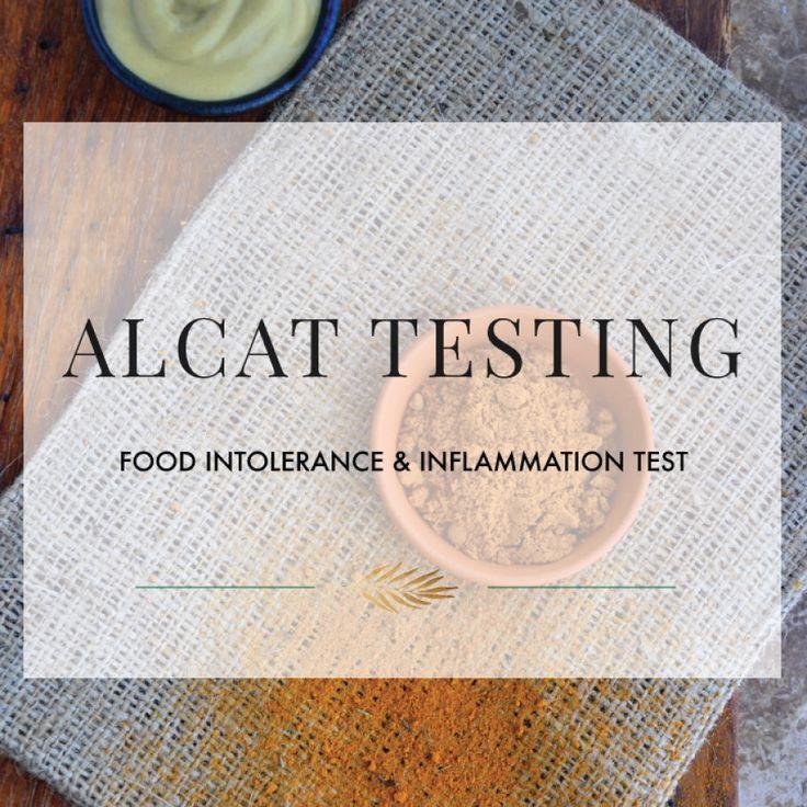 ALCAT Testing {Food Intolerance & Inflammation Test}