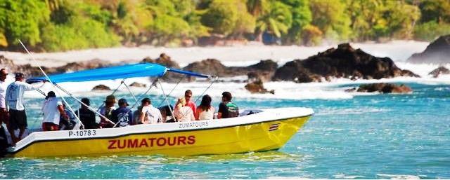 Zuma-Tours nice boat