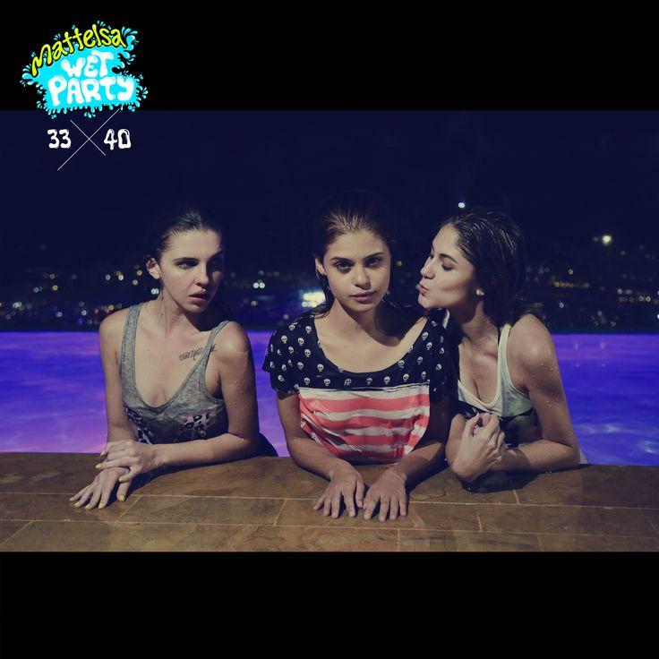 M A T T E L S A W E T P A R T Y | Summer Clothing | Mattelsa Music on Spotify: bit.ly/1G0b5oX | #MattelsaWetParty | www.mattelsa.net