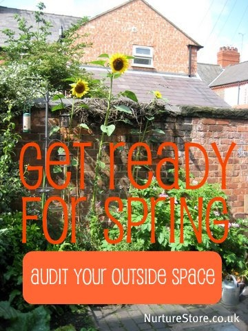 Is your garden ready for spring? How do you create a garden which has spaces for all the family to enjoy? Audit your outdoor space with these tips.: Play Spaces, Growing Sunflowers, Gardening Tips Ideas, Gardening Outdoor, Outdoor Spaces