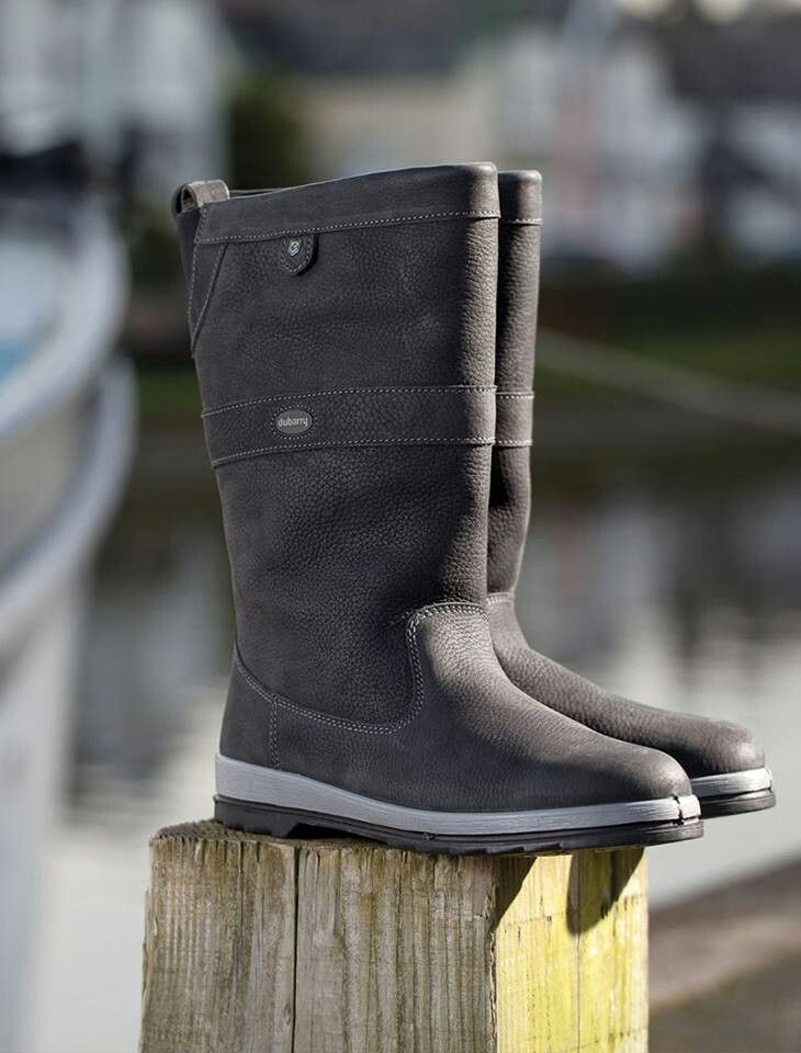 Dubarry sailing boots <3