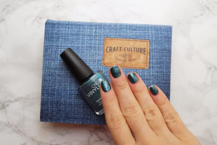 Fern Flanner CND. Craft Culture collection