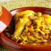 Marokkaans rundvlees stoofpot (tajine)