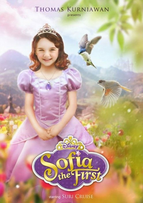 Suri Cruises Es La Princesa Sofía
