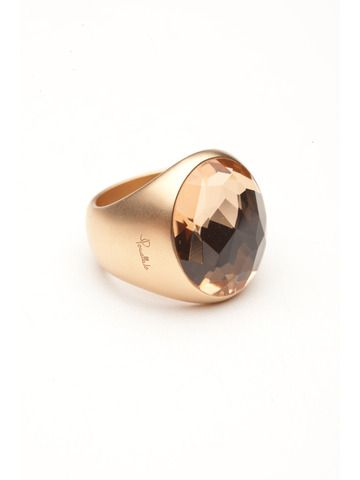 Pomellato Narciso Rock Crystal Ring by Pomellato  from Amanda Pinson Jewelry