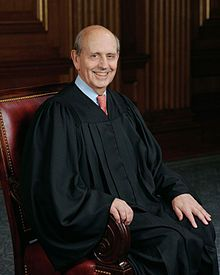 """It's important to every American that the law protect his or her basic liberty."" U.S. Supreme Court Justice Stephen Breyer"