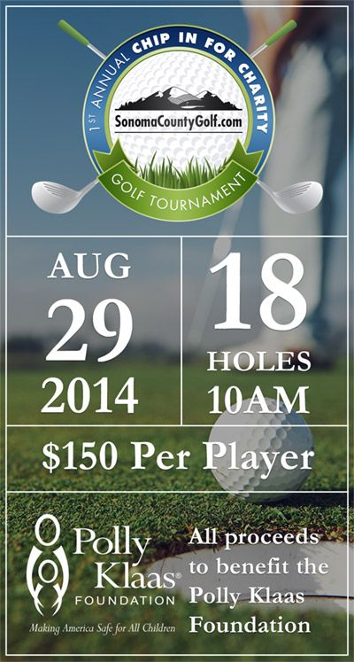 Chip In For Charity Golf Tournament