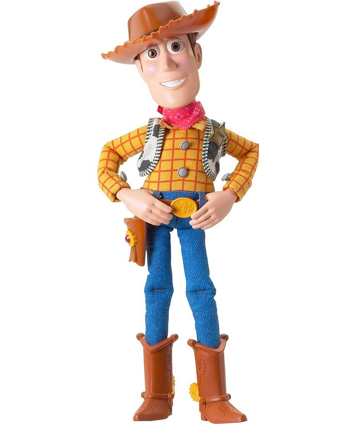 Buy Toy Story 3 Talking Sheriff Woody 12 inch Figure at Argos.co.uk - Your Online Shop for Action figures and playsets, Character playset and dolls, Pre-school.