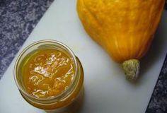 Jak připravit dýňovou marmeládu   recept