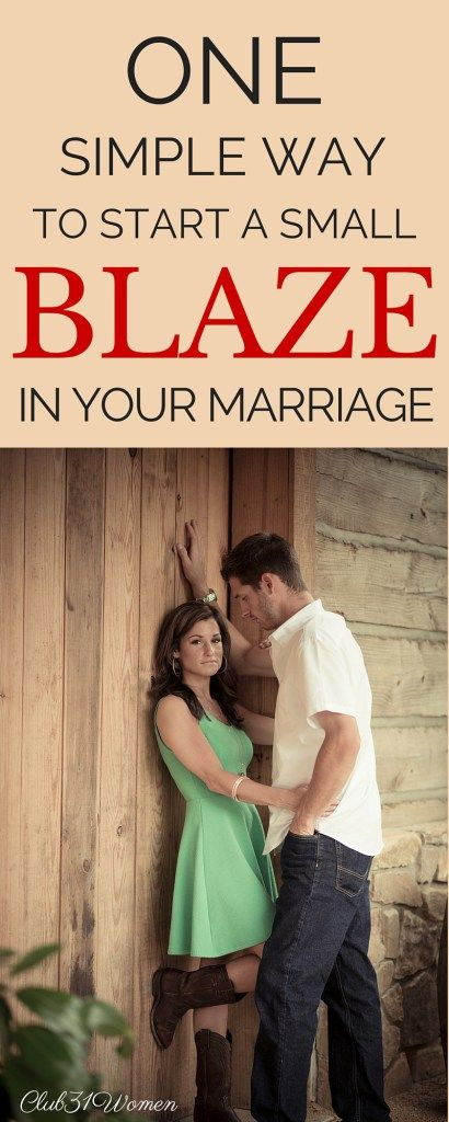 Starting an open marriage