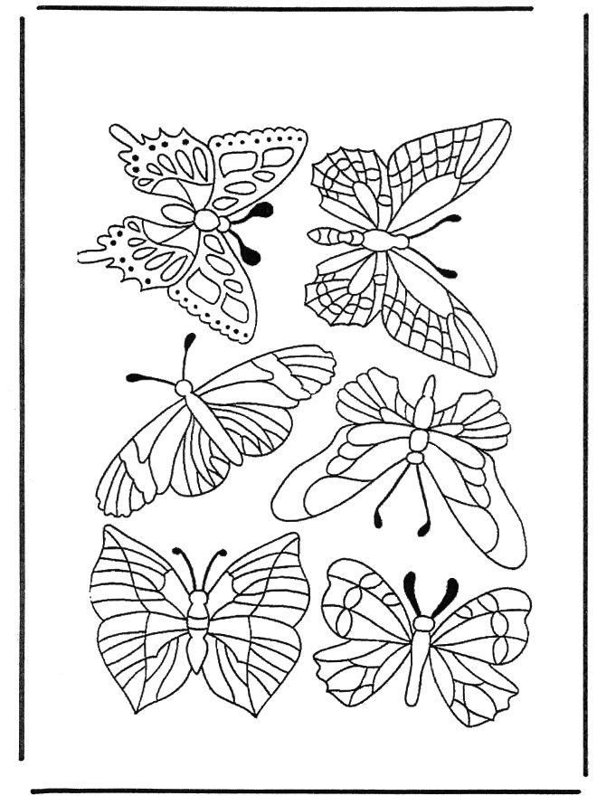 malvorlage marienkäfer    Ausmalbilder Tiere / Malvorlagen Insekten / Schmetterlinge 1