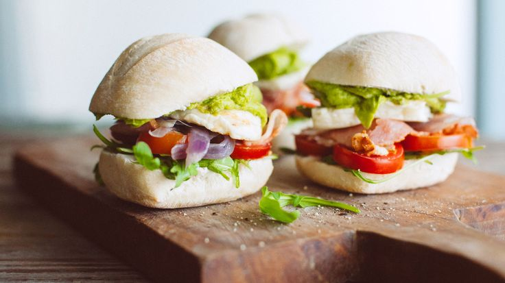 Reinvigorate the humble dinner roll with a Mediterranean influence. Chef Sarah…