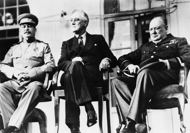 How Did Stalin Build His Cult of Personality?: Stalin Joins the Allies
