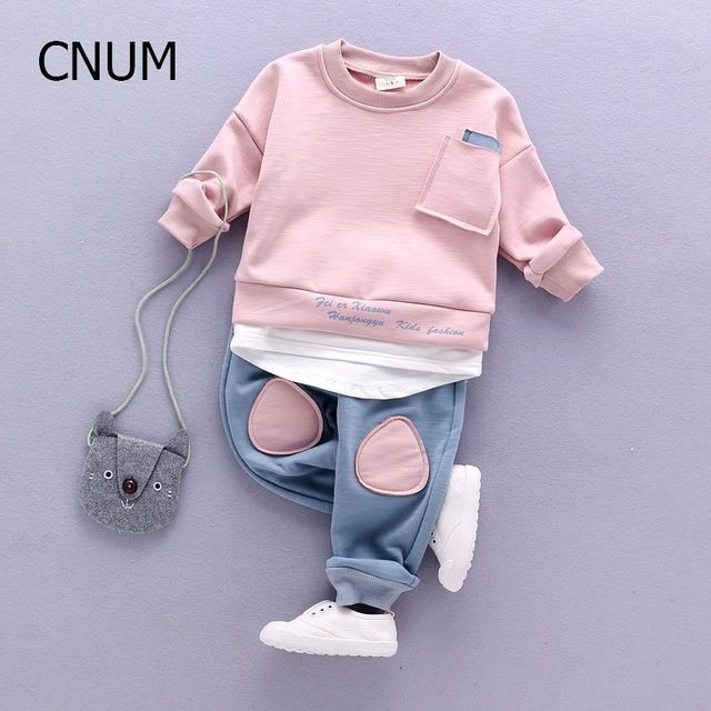 Cheap children set, Buy Quality kids clothing set directly from China set  winter Suppliers: CNUM Autumn Kids Clothing Sets Children's Wear Cotton  Casual ...