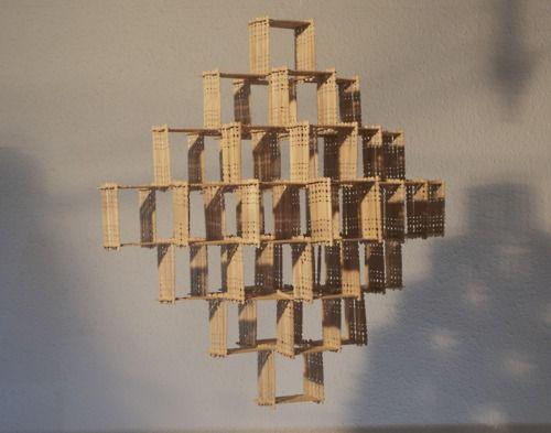 Toothpick Sculpture 13 best toothpick sculpture images on pinterest | popsicle sticks