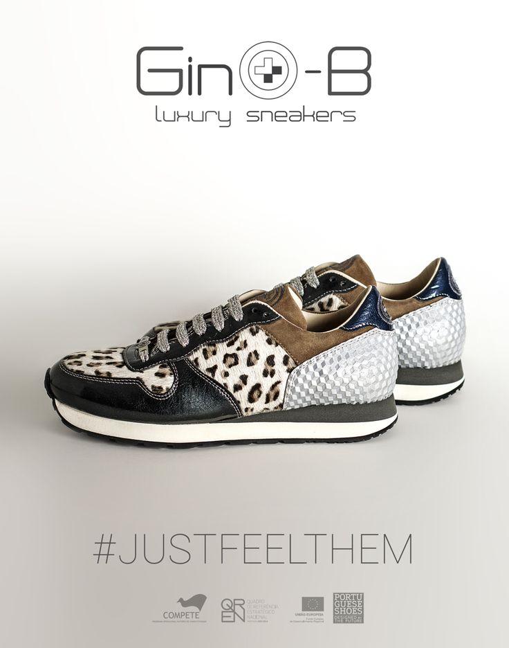 Gino-b sneakers , luxury sneakers , just feel them