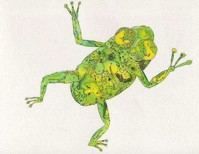Frogscapades