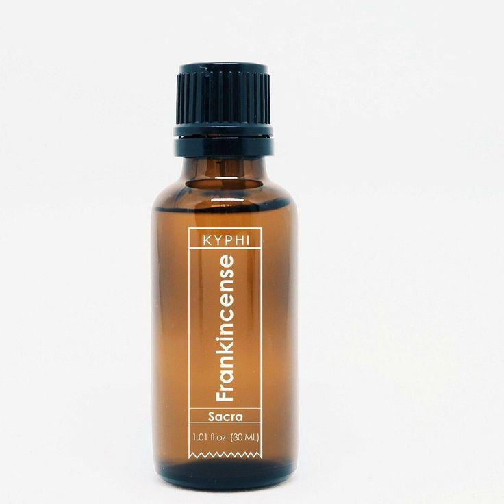 Boswellia Sacra Frankincense Essential Oil