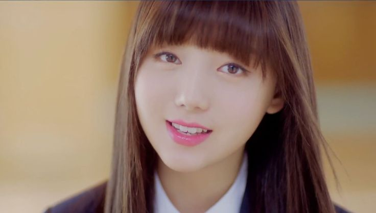 "MV ""Candy Jelly Love"": Name: Jiyeon Kim Member of: Lovelyz Birthdate: 20.03.1995"