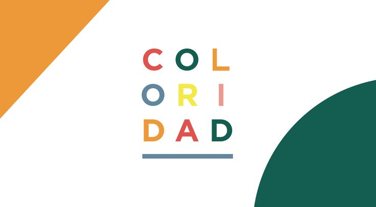 Logo and identity for APP company Coloridad.  mariatran.dk