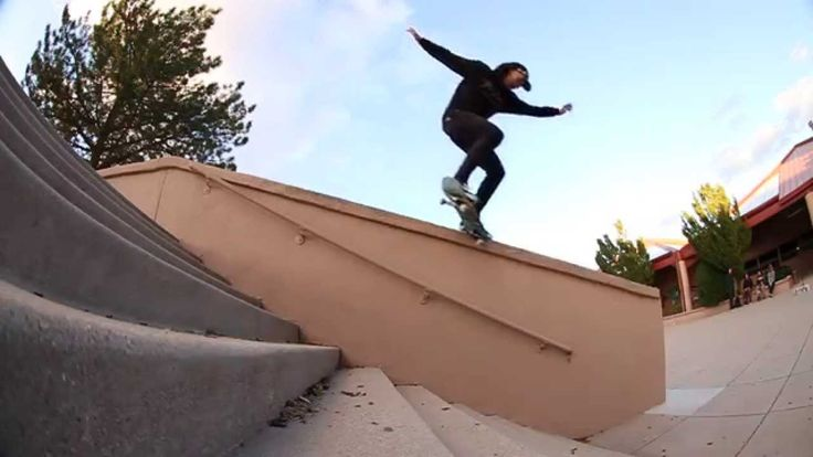 etnies Jameson Bloodline | Matt Berger | Crooked Grind
