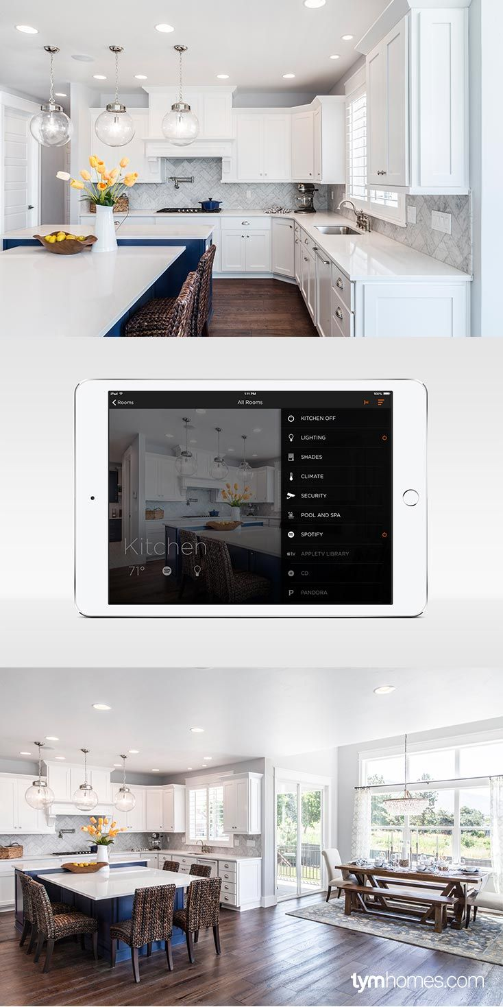 Savant home automation for the award-winning Jack Fisher Homes' entry in the 2015 Northern Wasatch Parade of Homes. #JackFisherHomes #TYMhomes #Savant #Automation #SmartHome #LuxuryHome #UtahHome #CustomBuilder #UtahBuilder #Techology