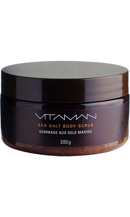 VitaMan Sea Salt Body Scrub